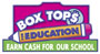 BoxTops4Education.com - Earn Cash For Your School!