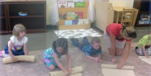Absorbent Minds Montessori Class - Miss Kate
